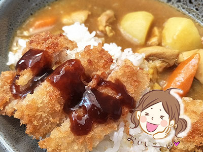 Katsu Curry SALE in Feb & Mar -KOSHIHIKARI Rice $34!!-