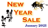 New Year Sale 2021