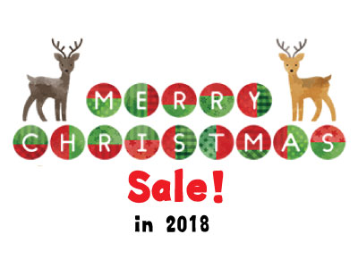 Christmas SALE!! – Sushi nori & other items for the New Year -