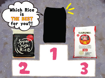 Which Rice it THE BEST for you?!