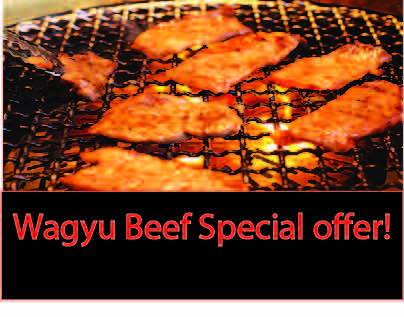 Wagyu BUY 3pkt or more Harami/ Kalbi/ Rump GET 5% off and FREE Sauce!