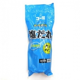 KOMI Shio Dare (Concentrated Salt Base Sauce for Stir-fry) 980g