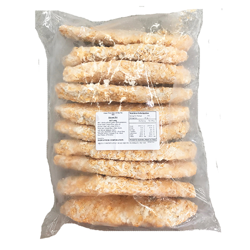 60g x 10pcs Shiromi Fish Fry (Frozen Crumbed White Fish)