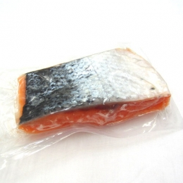 Salmon Fillet with Skin on 200g