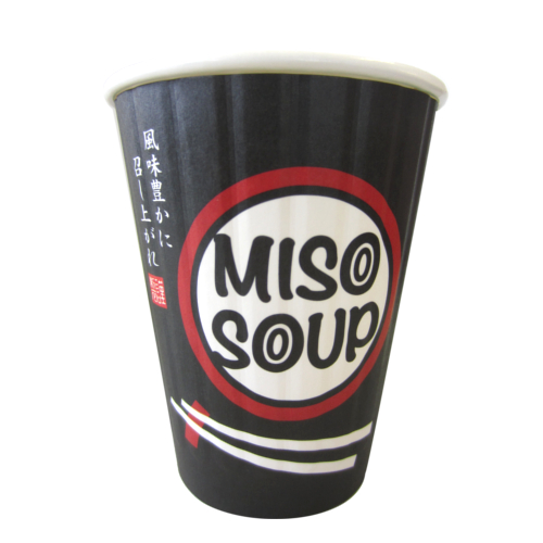 New Designed Miso Soup Cup Base 40p