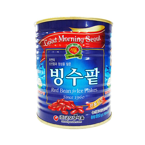 Korean Sweet Red Beans 850g