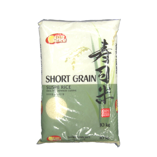 *Sun Rice Sushi Rice (Short Grain) 10kg*
