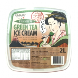 UMAMI Green Tea Ice Cream 2L