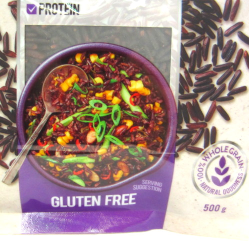 SunRice Black Rice 500g