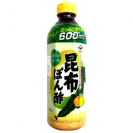 Yamasa Konbu Ponzu (Soy Suace with Citrous Juice & Kelp) 600ml
