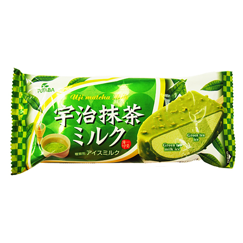 Futaba Uji Matcha Milk Ice Cream