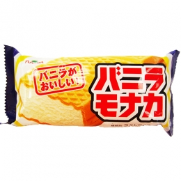 Futaba Vanilla Monaka(Wafer) Ice Cream