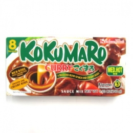 House Kokumaro Curry Chukara(Medium Hot Curry) 140g