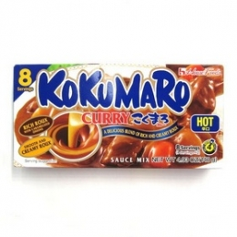 House Kokumaro Curry Karakuchi (Hot Curry) 140g