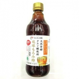 Marukin Ryukyu Moromi Su Teitoh (Vinegar Drink from Okinawa with Less Sugar) 500ml