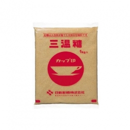 Nissin Seito Sanonto (Brown Soft Sugar) 1kg