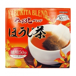 Yabukita Blend Houji Cha(Roasted Green Tea) Tea Bags 50p