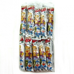 Umaibou Natto Aji (Corn Snack Stick with Natto Flavour) 6gx30p