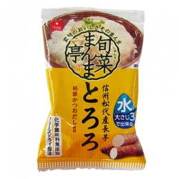 Freeze Dried Sticky Yam Seasoned with Dashi 1 serve