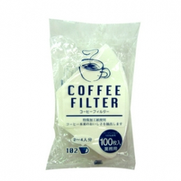 Coffee Filters (for 2 to 4 Cups) 100 sheets