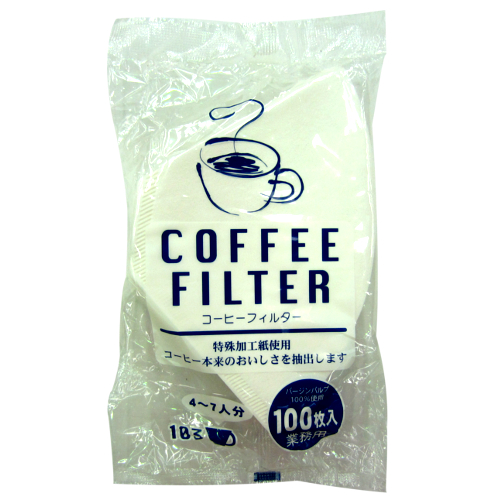 Coffee Filters (for 4 to 7 Cups) 100 sheets