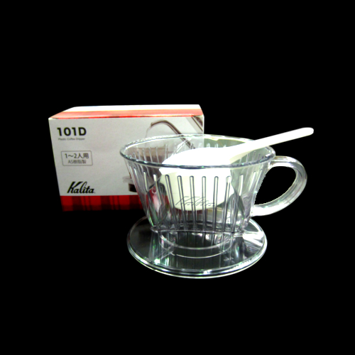 Kalita Coffee Dripper for 1 to 2 Cups