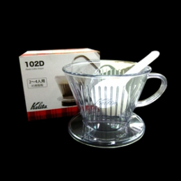 Kalita Coffee Dripper for 2 to 4 Cups
