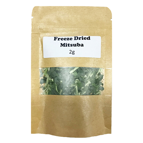 Freeze Dried Mitsuba 2g