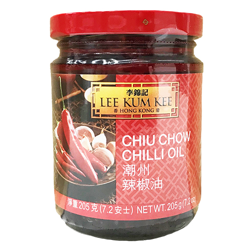 LKK Chiu Chow Chilli Oil 205g