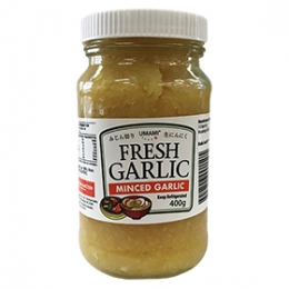 *UMAMI Fresh Garlic 400g