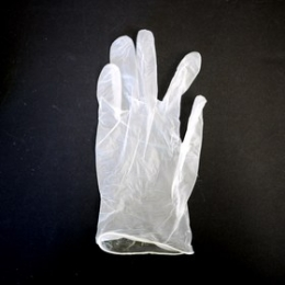 Disposable Gloves Medium Size (Lightly Powdered) 100pcs