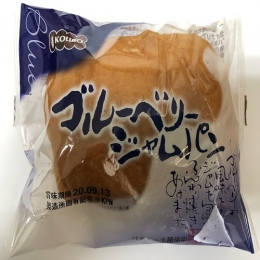 KOUBO Blueberry Jam Bun 70g