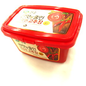 Korean Chilli Paste (Gochujang) 1kg