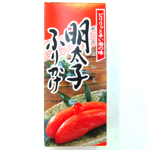 Minari Mentaiko Furikake (Spicy Cod Roe Rice Seasoning) 85g