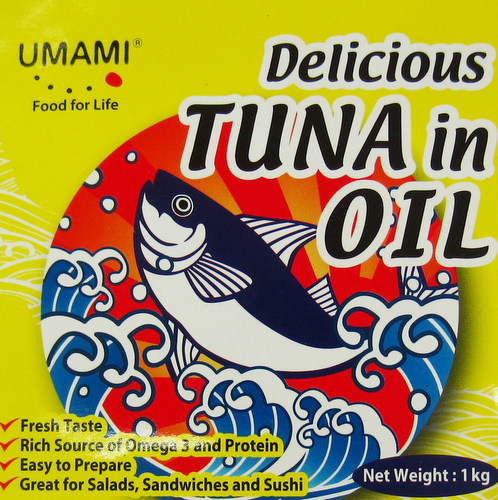 UMAMI Delicious Tuna in Oil 1kg