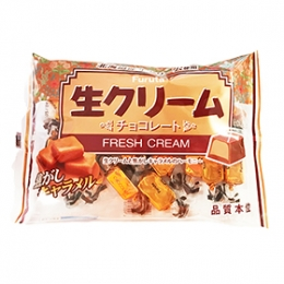 Nama Cream Chocolate Caramel 184g