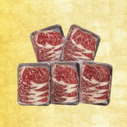 "Wagyu Sukiyaki Value Pack ""Halloween Sale"""