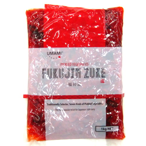 UMAMI Fukujin Zuke (Pickled Vegetables) 1kg
