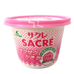 FUTABA Sacre Hakutou (Shaved Ice with White Peach) 200ml
