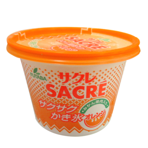 FUTABA Sacre Orange (Shaved Ice with Orange) 200ml