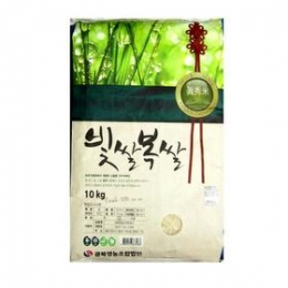 *Jin Rice (Korean Short Grain Rice) 10kg*