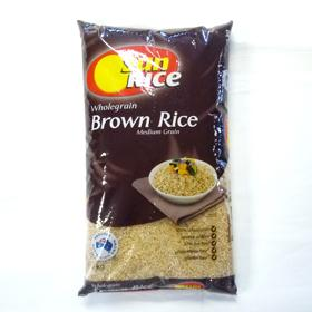 Brown Medium Rice 5kg