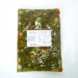 Ajisansai (Prepared Mix Vegetable) 1kg
