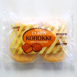 Curry Croquette (Korokke) 80g x 10pcs