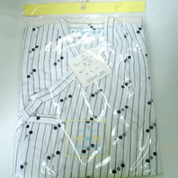 Traditional Japanese undershirt Jinbeh Style Size 80