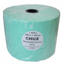 Chux Roll Green (30cm wide) 500m