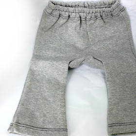 crawler Monkey Pants Grey Size 80