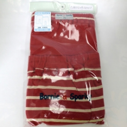 Bell Bottom Pants Red (2 pairs) Size 70