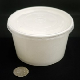 Paper Donburi Bowl (Base) 850ml 50pcs