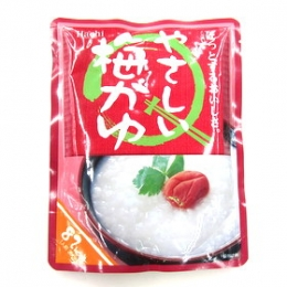 Hachi Yasashii Ume Gayu (Congee with Pickled Plum) 250g